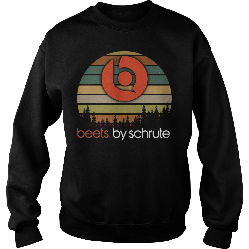Beets By Schrute Sunset Sweater