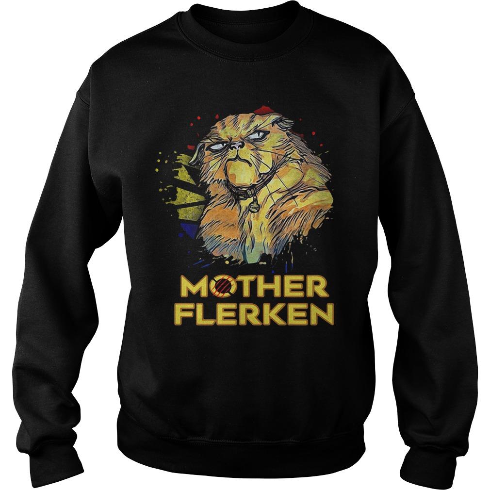 Cat Mother Flerken Sweater