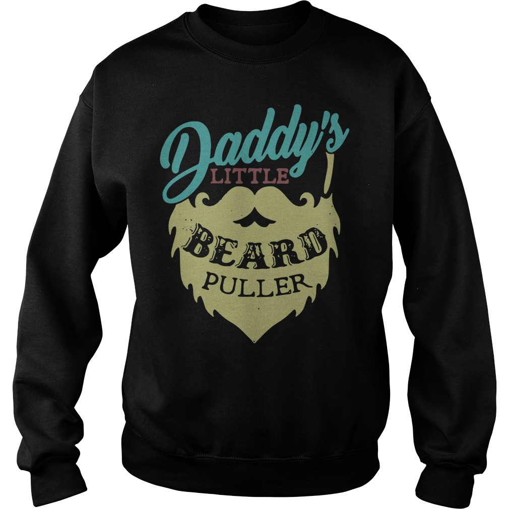 Daddy's Little Beard Puller Sweater