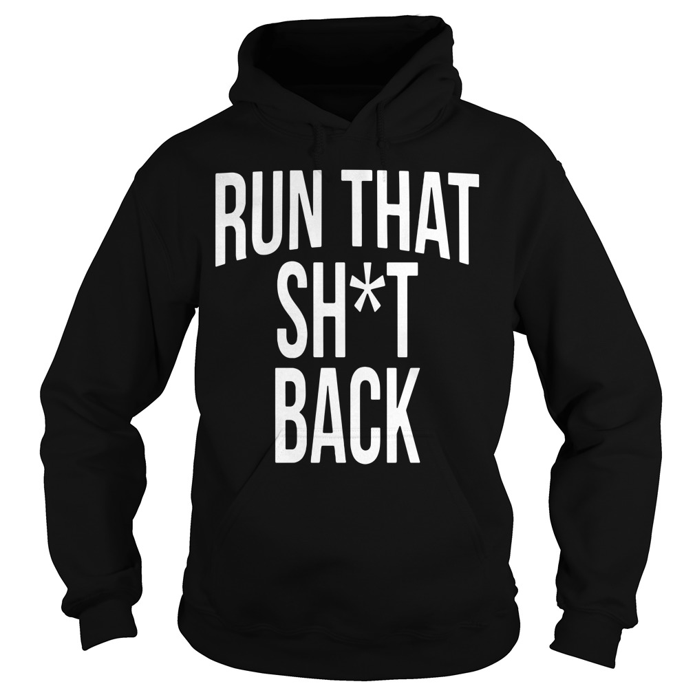 Trampa Run That Shit Back Hoodie