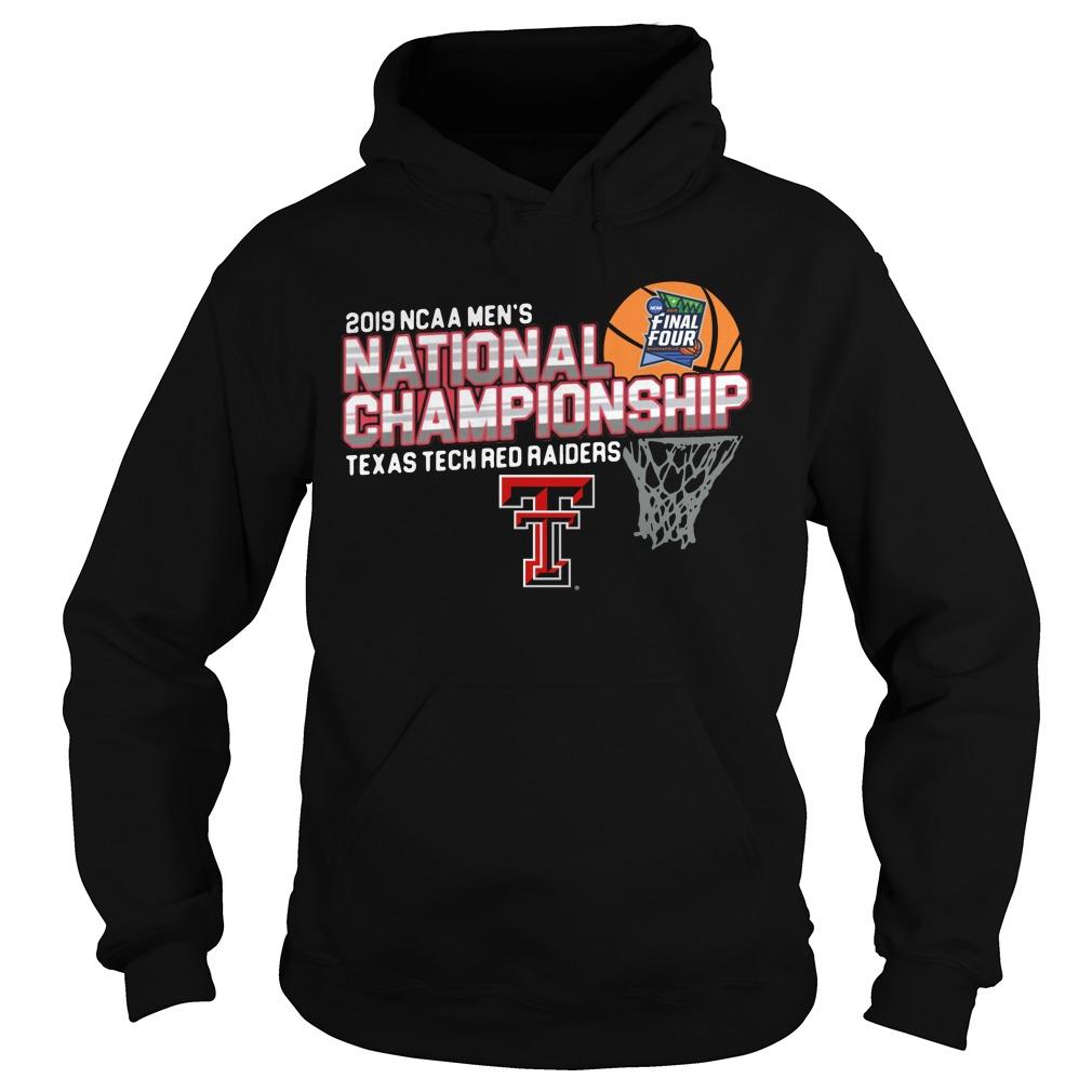 2019 Ncaa Men's National Champions Texas Tech Shirt
