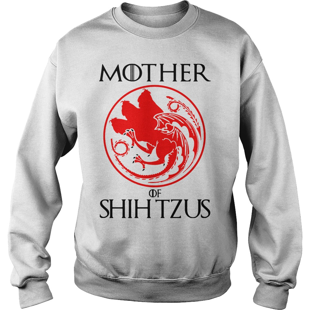 Game Of Thrones Mother Of Shih Tzus Sweater