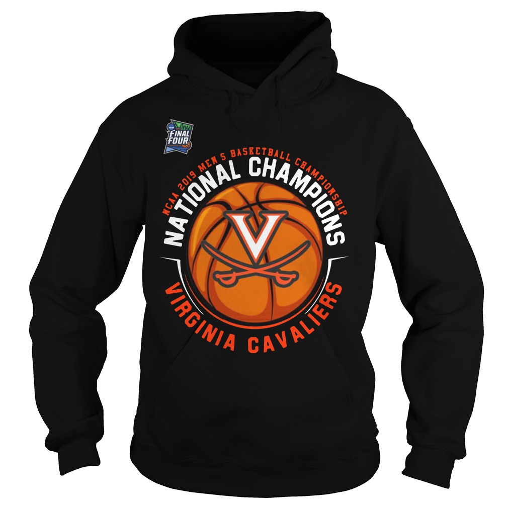 Ncaa 2019 Mens Basketball Championship National Champions Virginia Cavaliers Hoodie