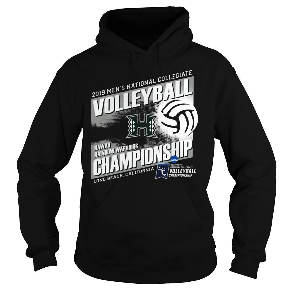 2019 Mens National Collegiate Volleyball Championship Long Beach California Hoodie