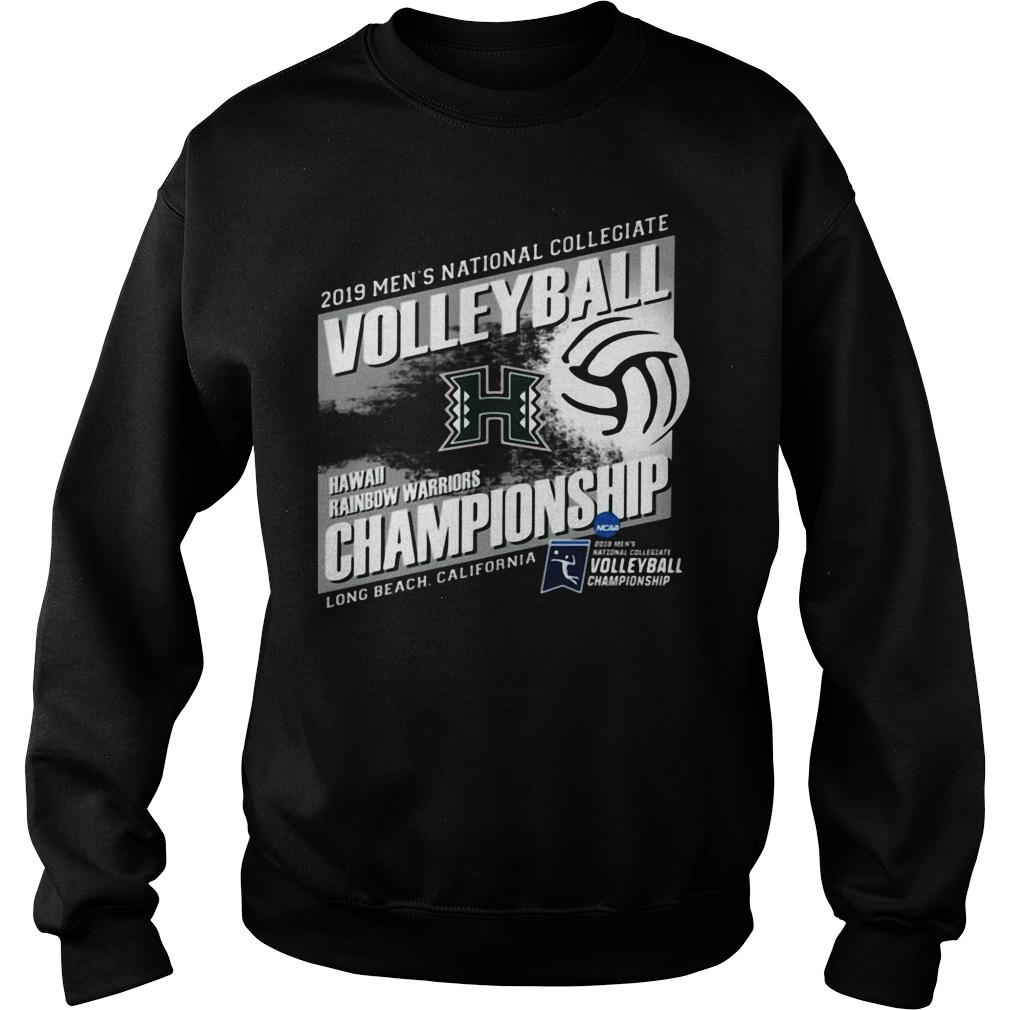 2019 Mens National Collegiate Volleyball Championship Long Beach California Sweater