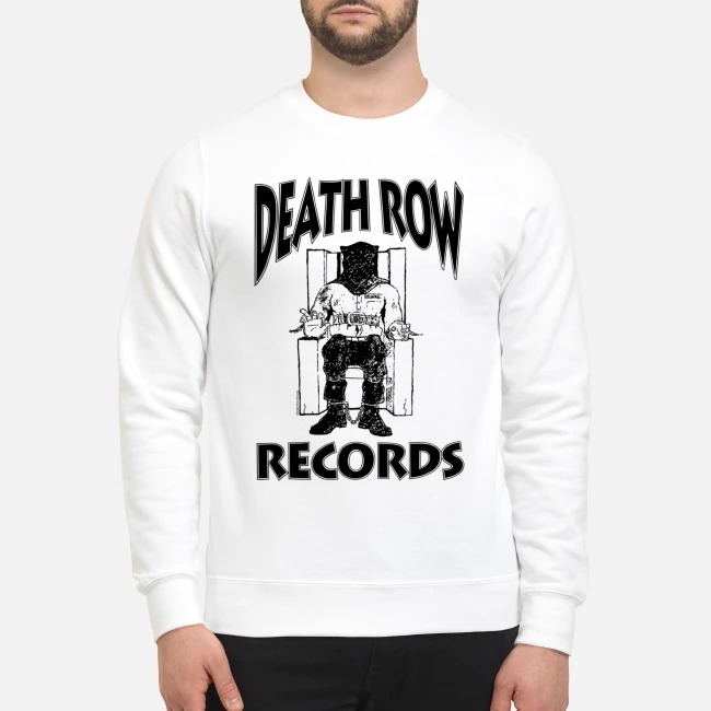 Death Row Records Sweater