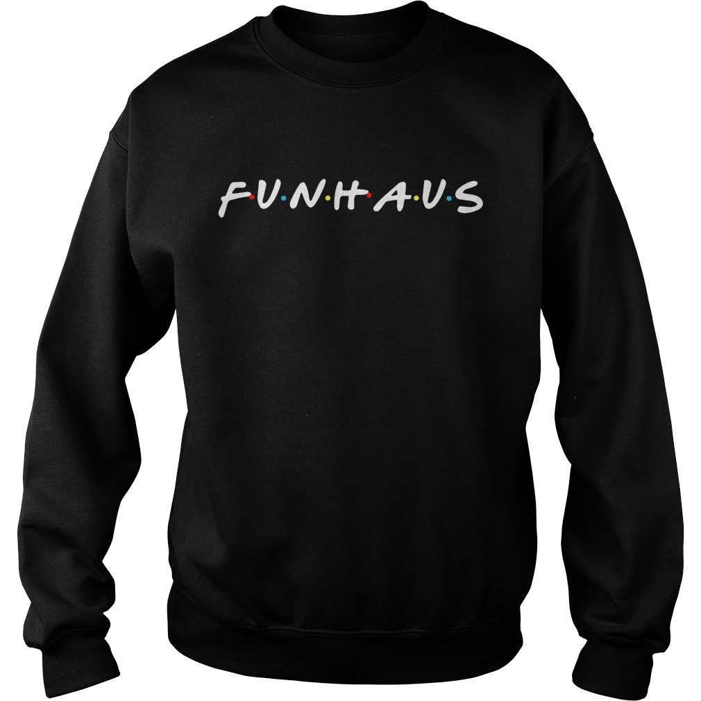 Friends Funhause Sweater