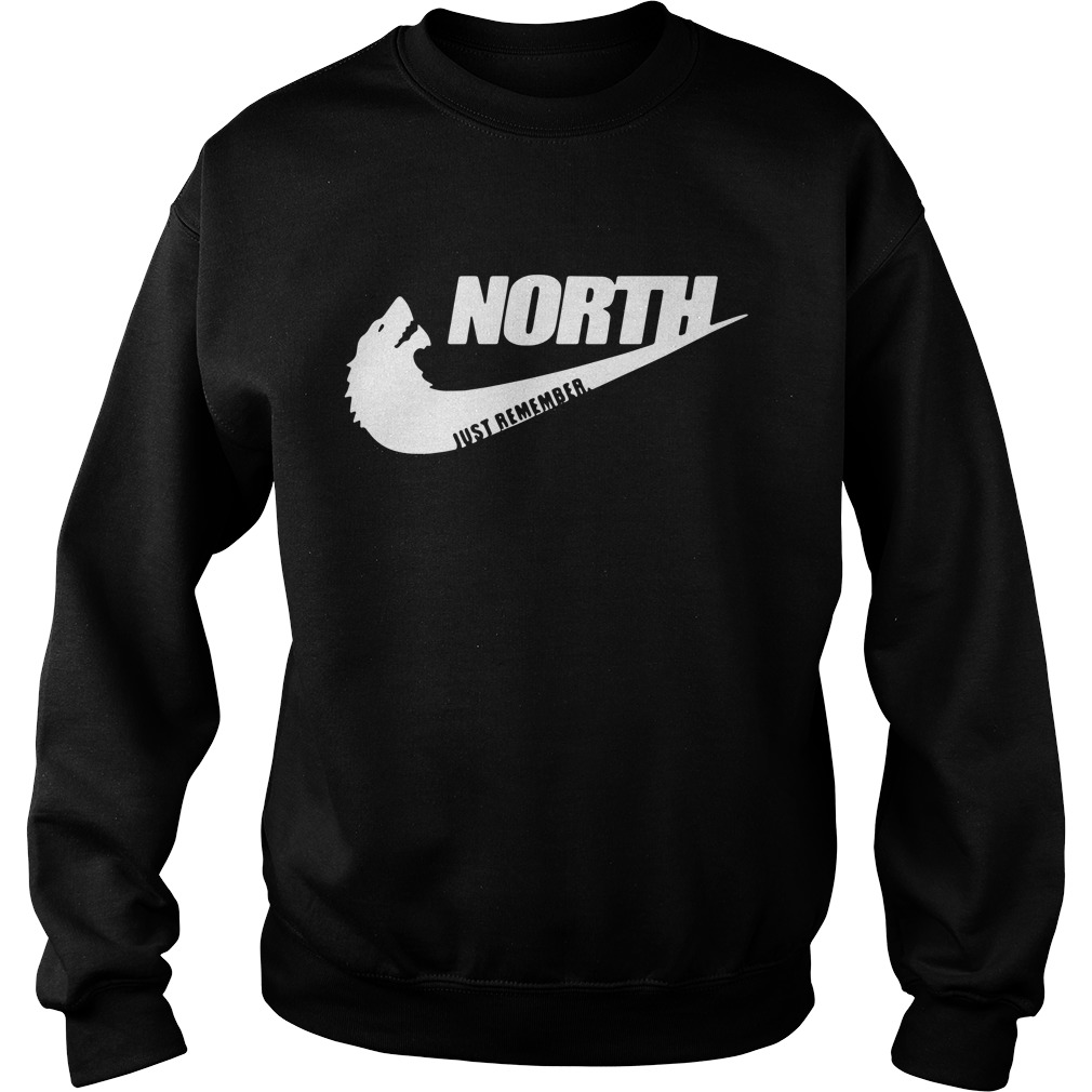Game Of Thrones Nike North Just Remember Sweater