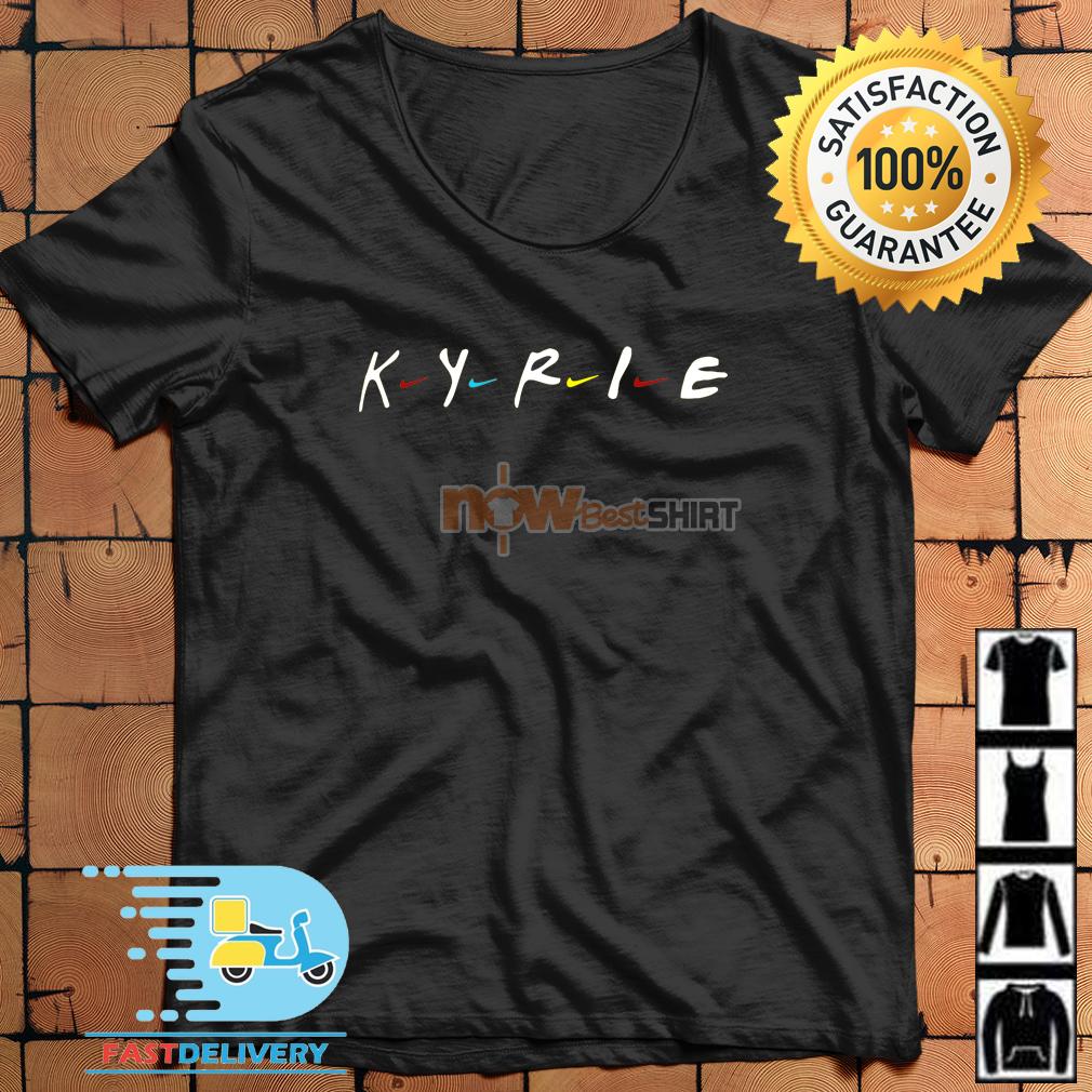 san francisco 4f30b 68072 Nike Kyrie Irving 5 Friends Shirt