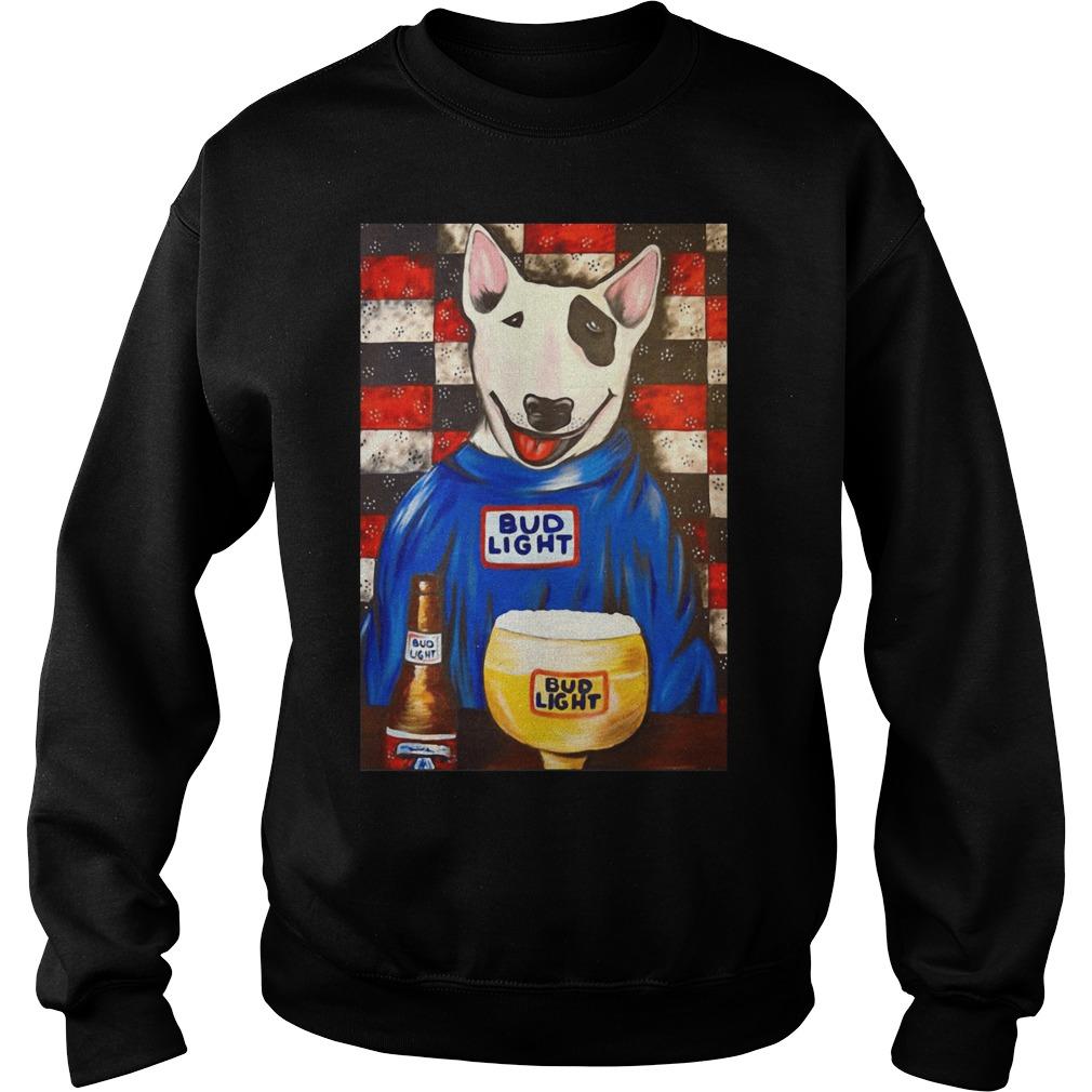 Spuds Mackenzie Bud Light Bar Shirt
