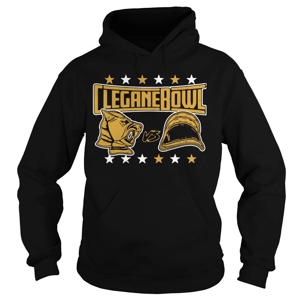 Talk The Thrones Cleganebowl Hoodie