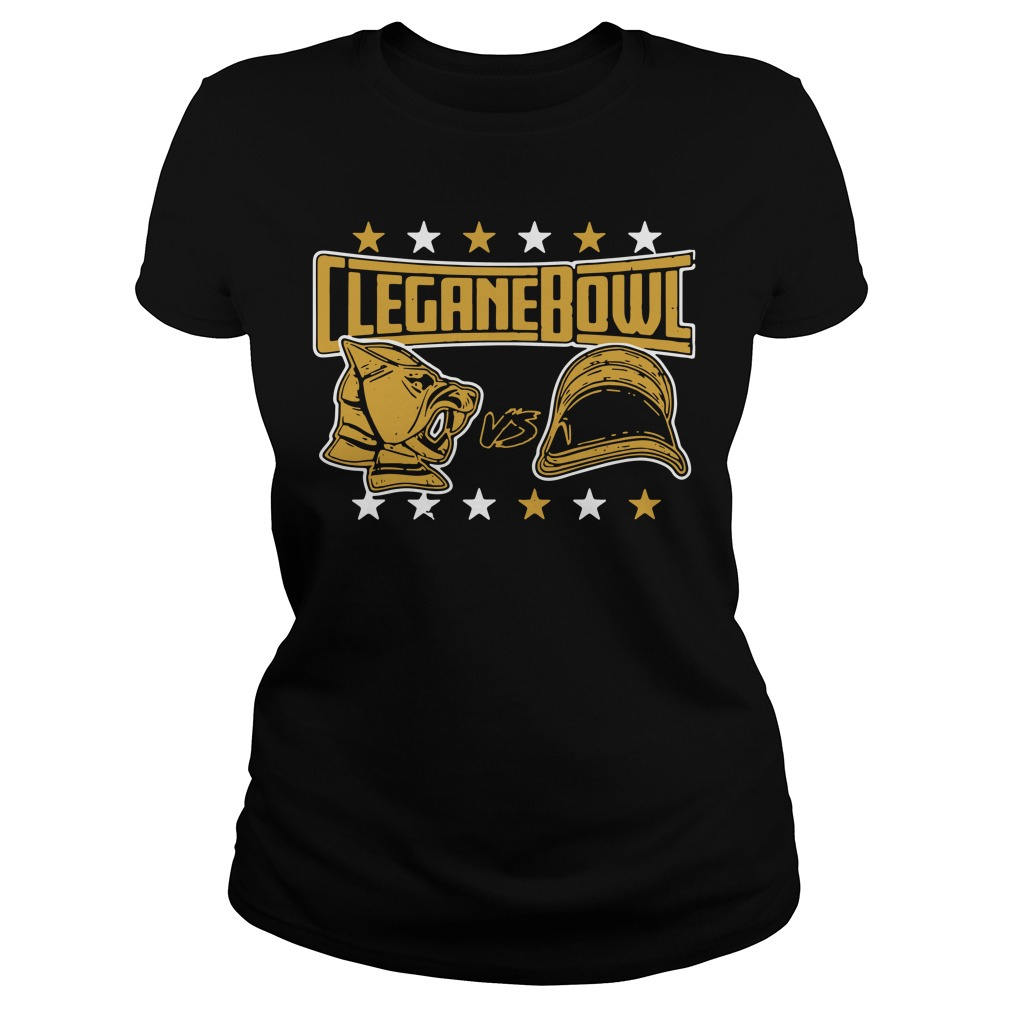 Talk The Thrones Cleganebowl Ladies Tee