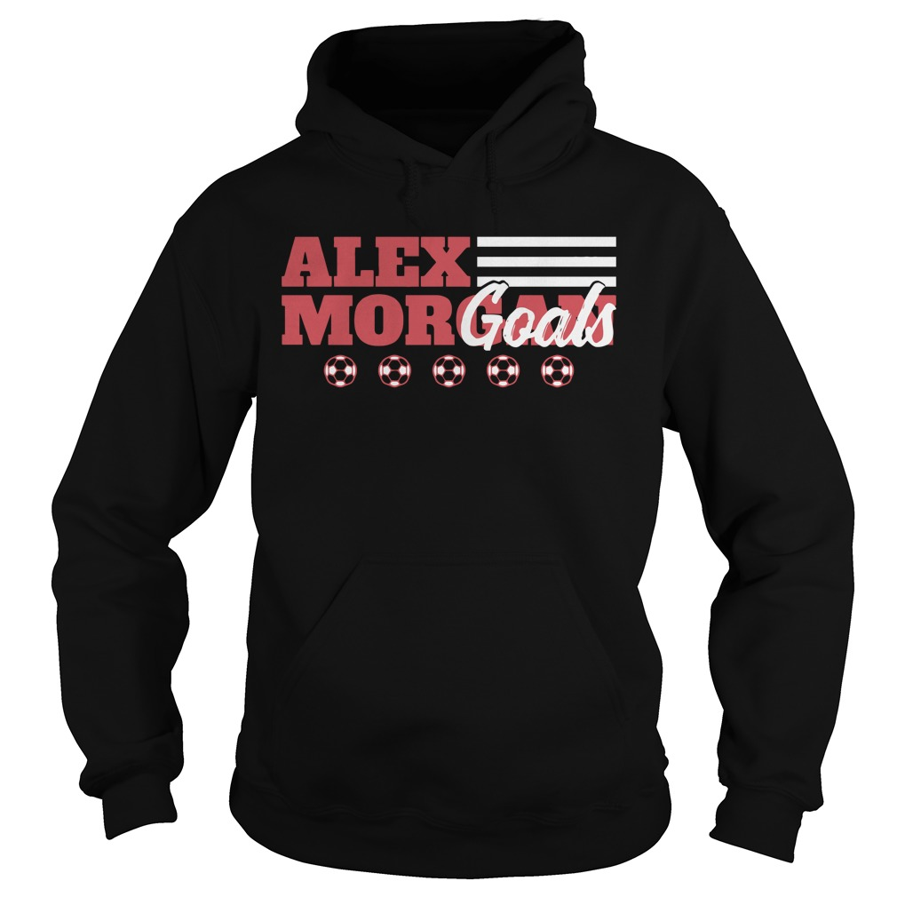 Alex Morgan Goals Hoodie
