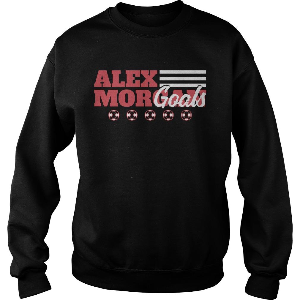 Alex Morgan Goals Sweater