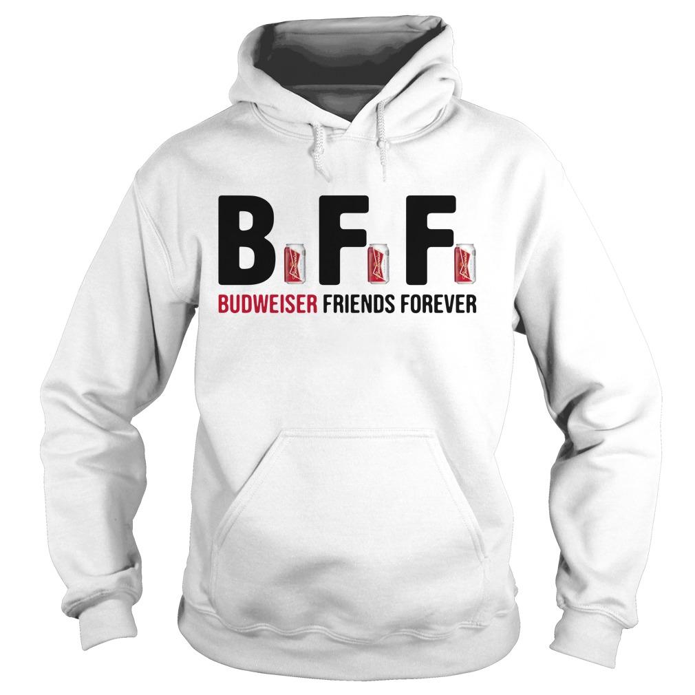 Bff Budweiser Friends Forever Hoodie