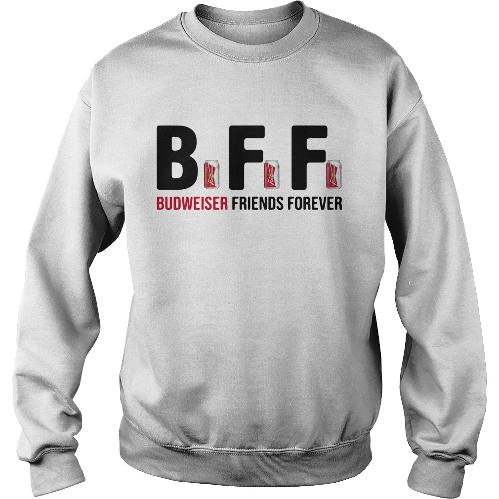 Bff Budweiser Friends Forever Sweater