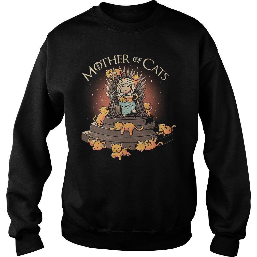 Daenerys Targaryen Mother Of Cats Game Of Thrones Sweater