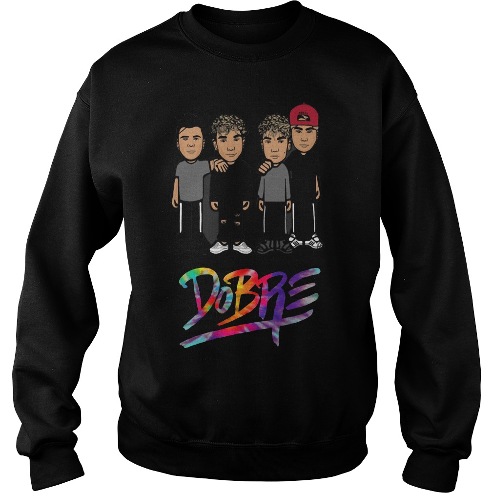 Dobre Friendships Brothers Sweater