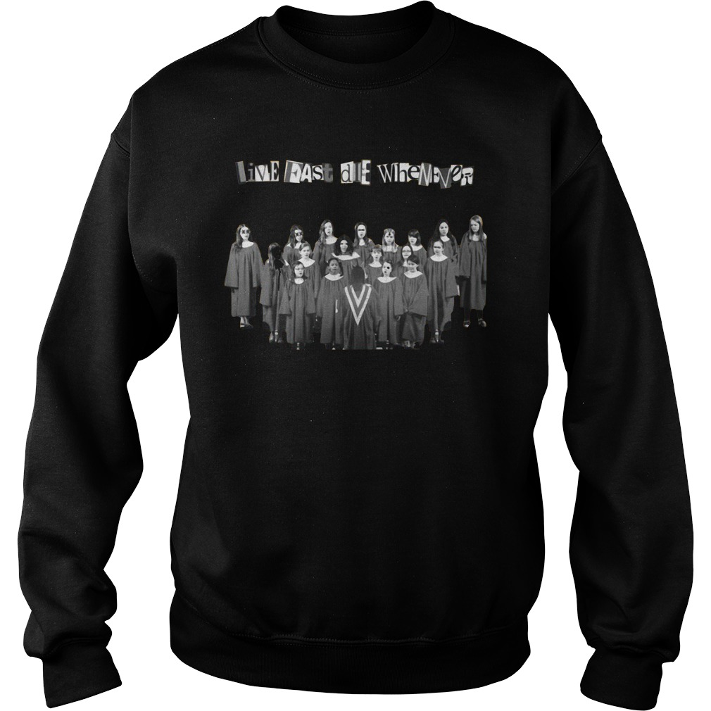G59 Records Live Fast Die Whenever Sweater
