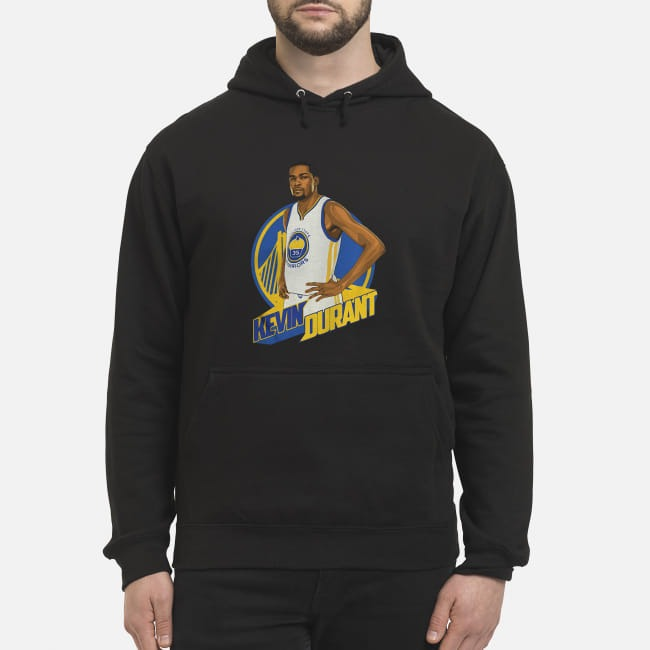 Golden State Warriors Kevin Durant Basketball Hoodie