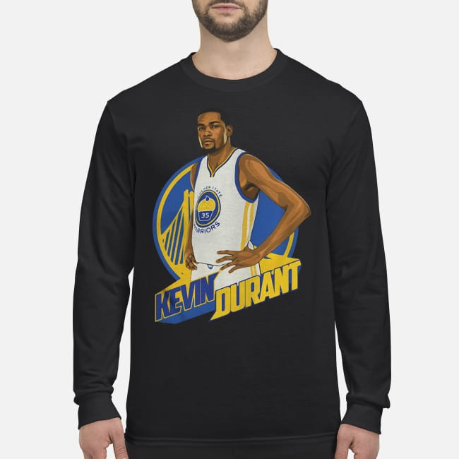 Golden State Warriors Kevin Durant Basketball Sweater