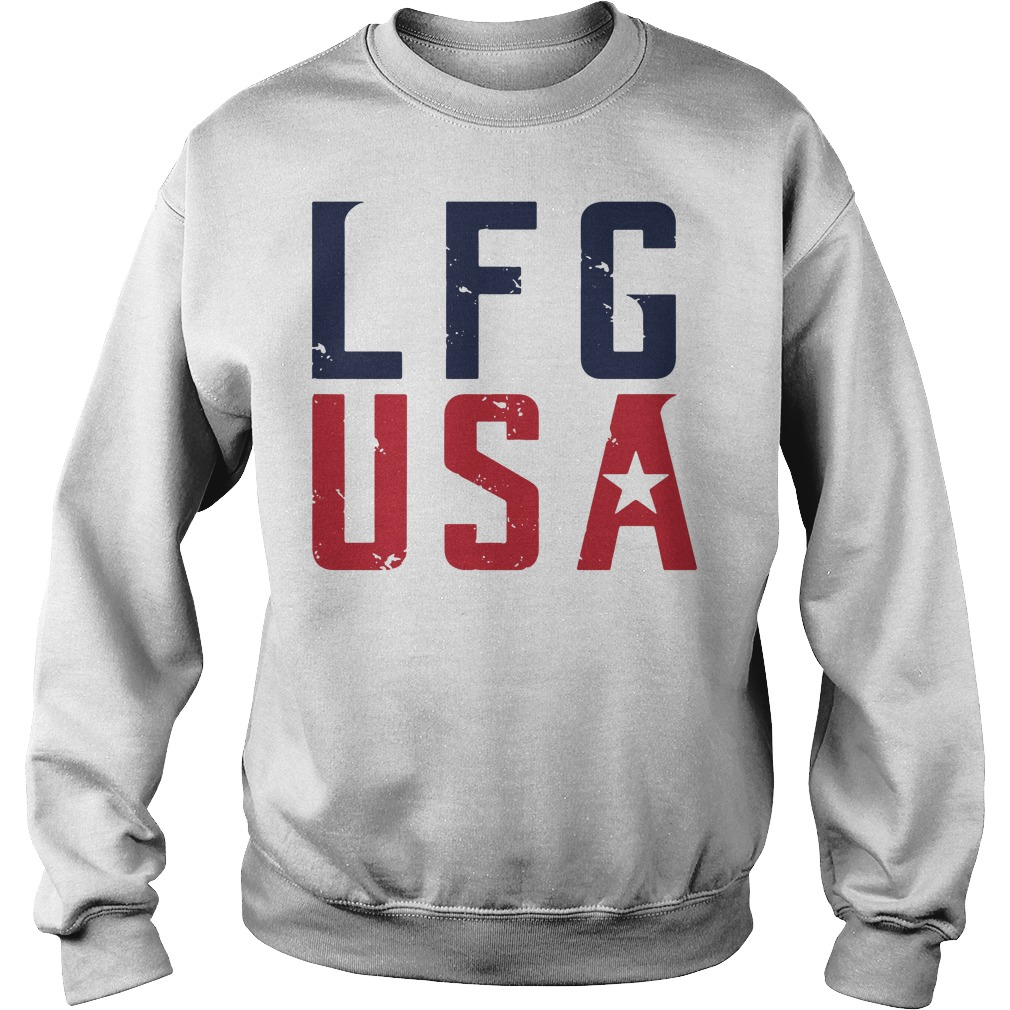 Lfg Usa American Sweater