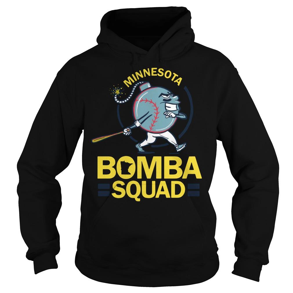 Minnesota Bomba Squad Twins Hoodie
