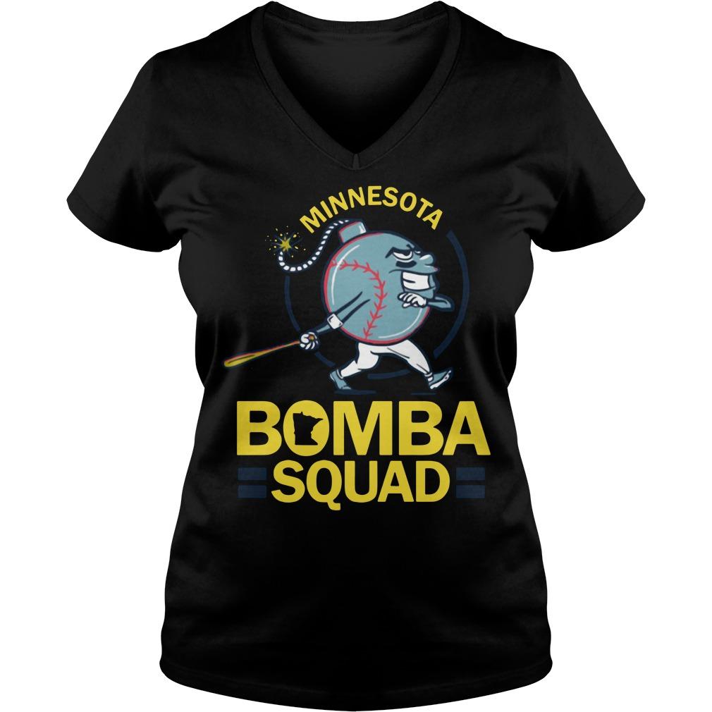 Minnesota Bomba Squad Twins Shirt