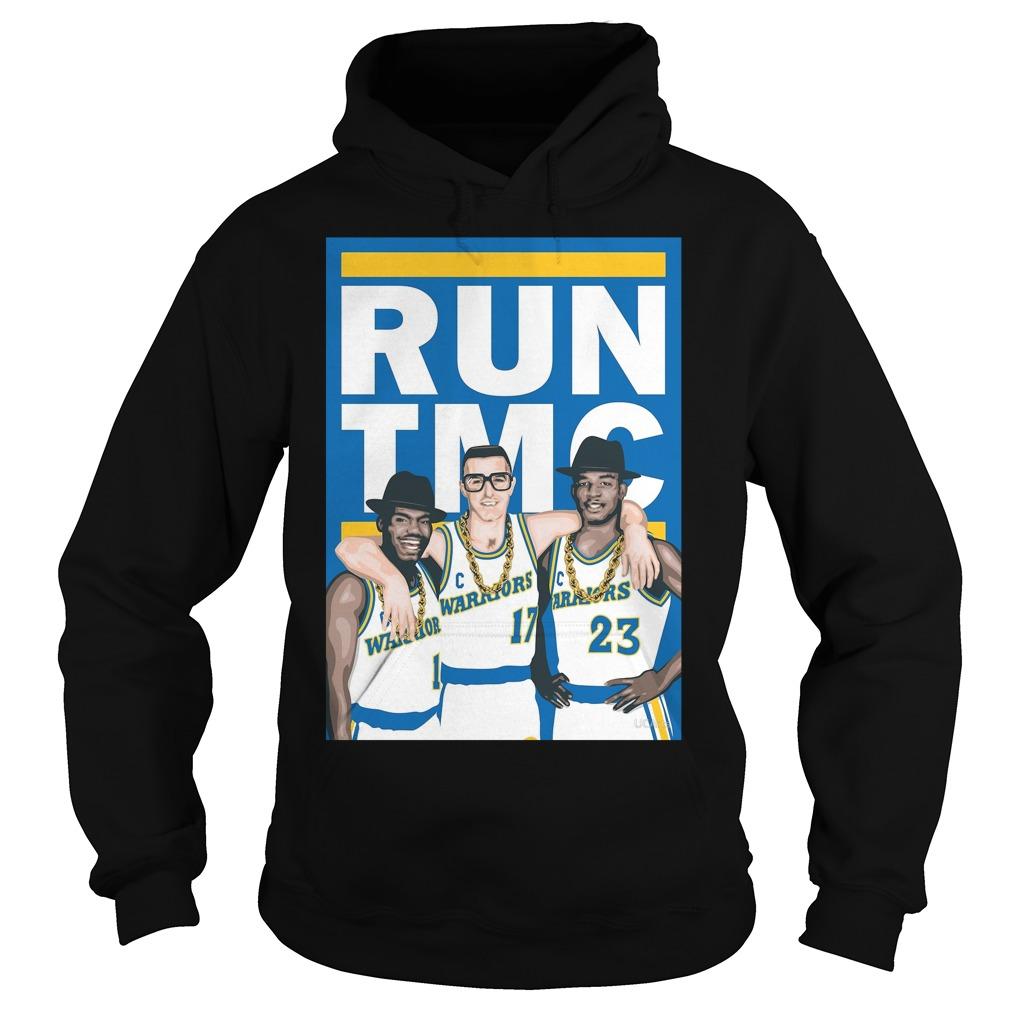 Warriors Run Tmc Hoodie