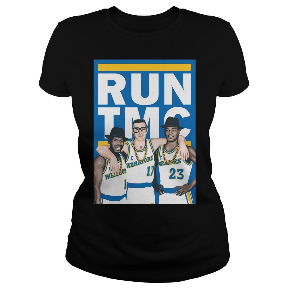 Warriors Run Tmc Ladies Tee