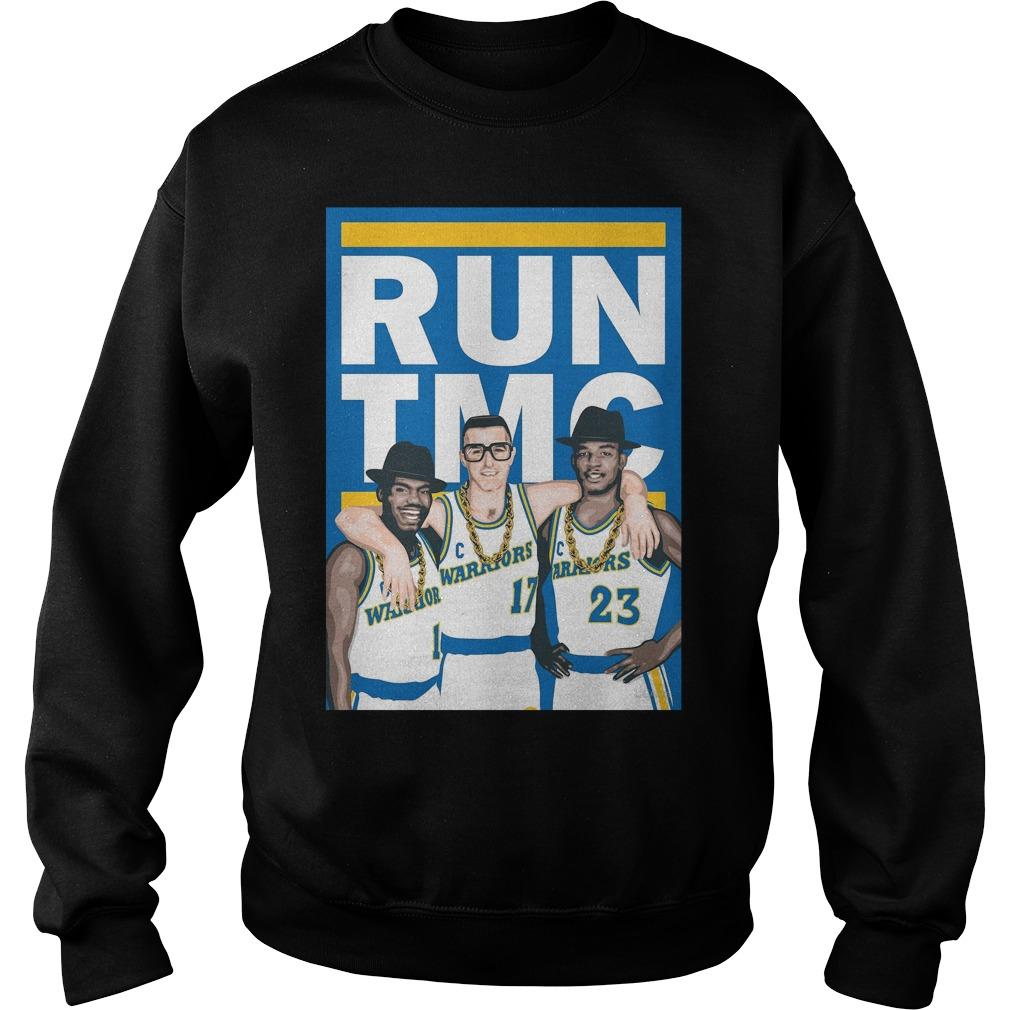 Warriors Run Tmc Sweater