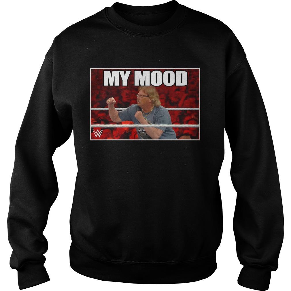 Wwe The Miz My Mood Sweater