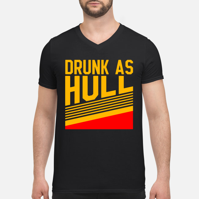 Brett Hull Drunk As Hull Tank Top