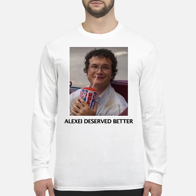 Alexei Stranger Things Russian Hero Sweater