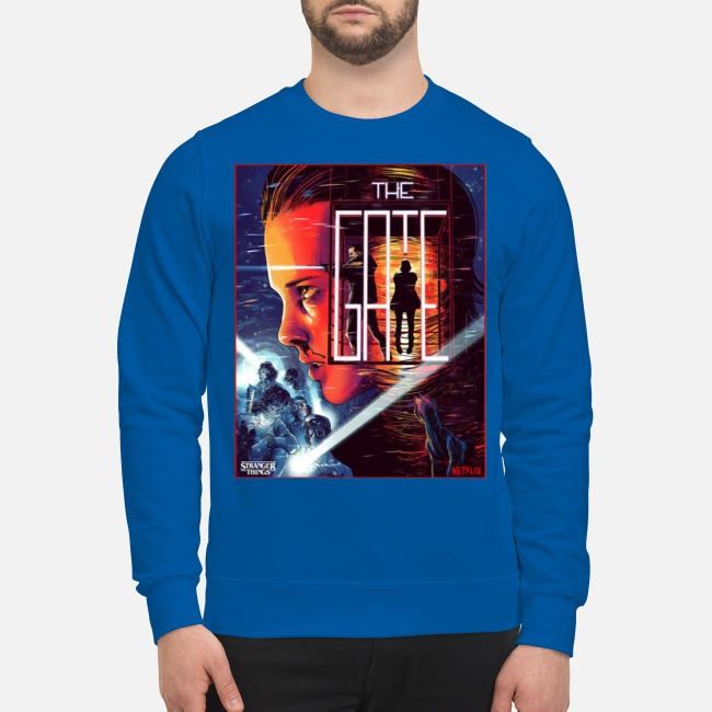 Stranger Things Close The Gate Sweater