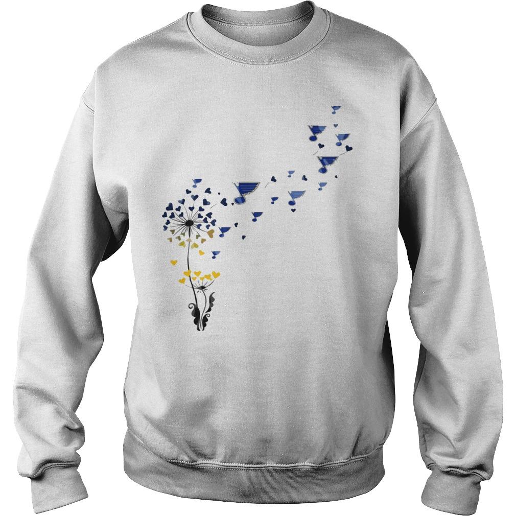 Dandelion St. Louis Blues Sweater