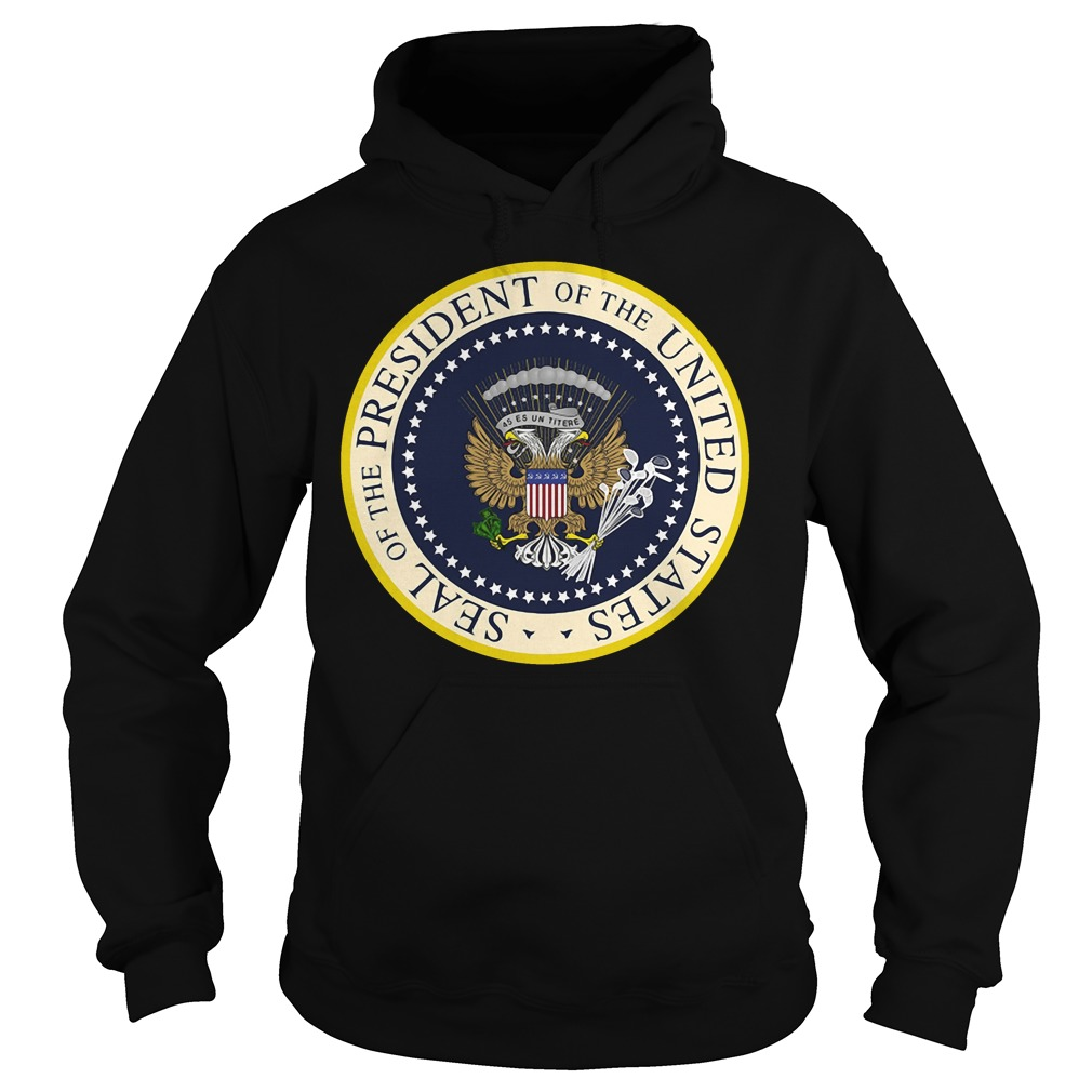 Fake Presidential Seal Of The President Of The United States Shirt