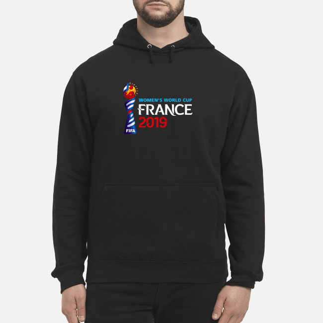 Fifa Womens World Cup France 2019 Hoodie