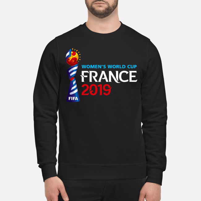 Fifa Womens World Cup France 2019 Sweater