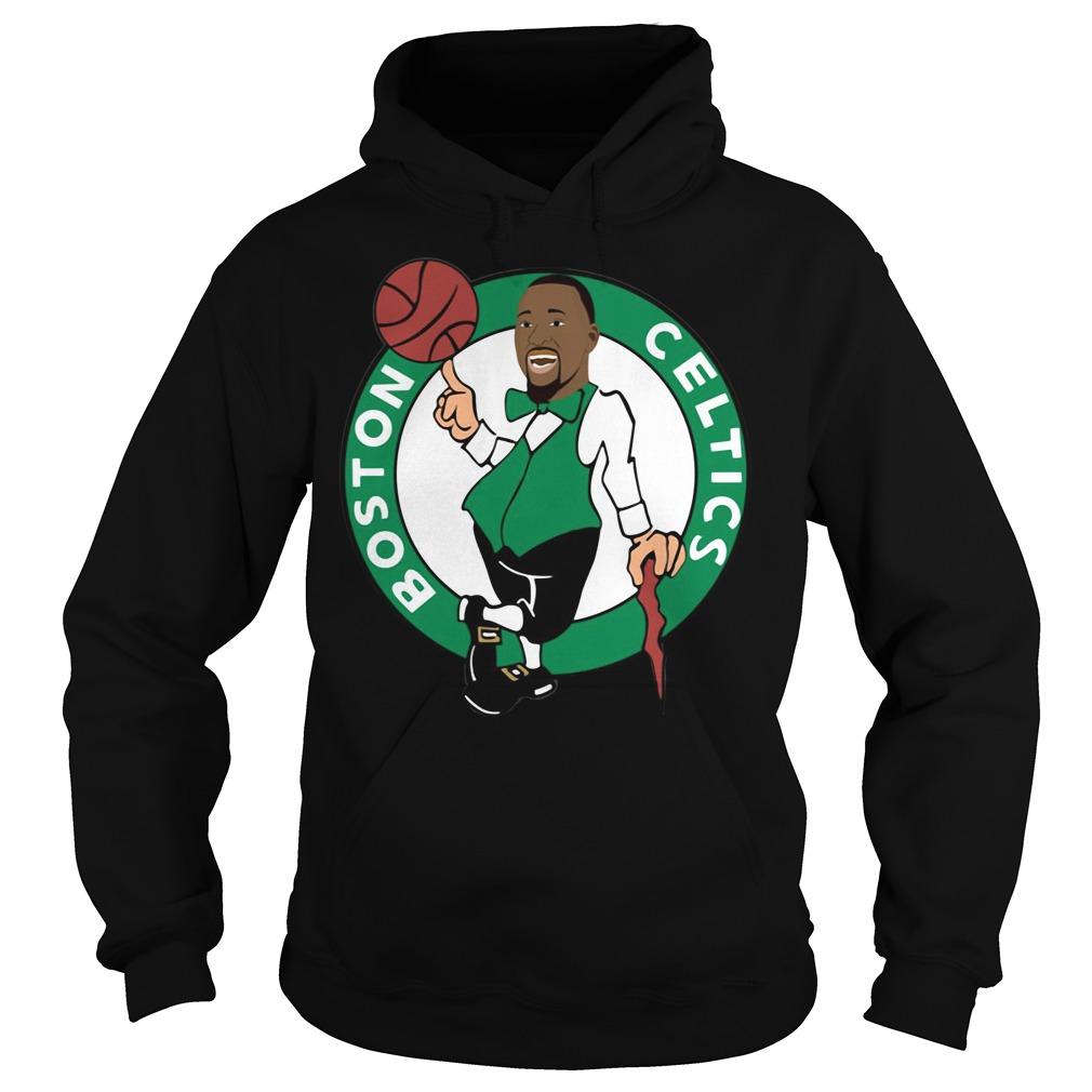 Kemba Walker Boston Celtics Hoodie