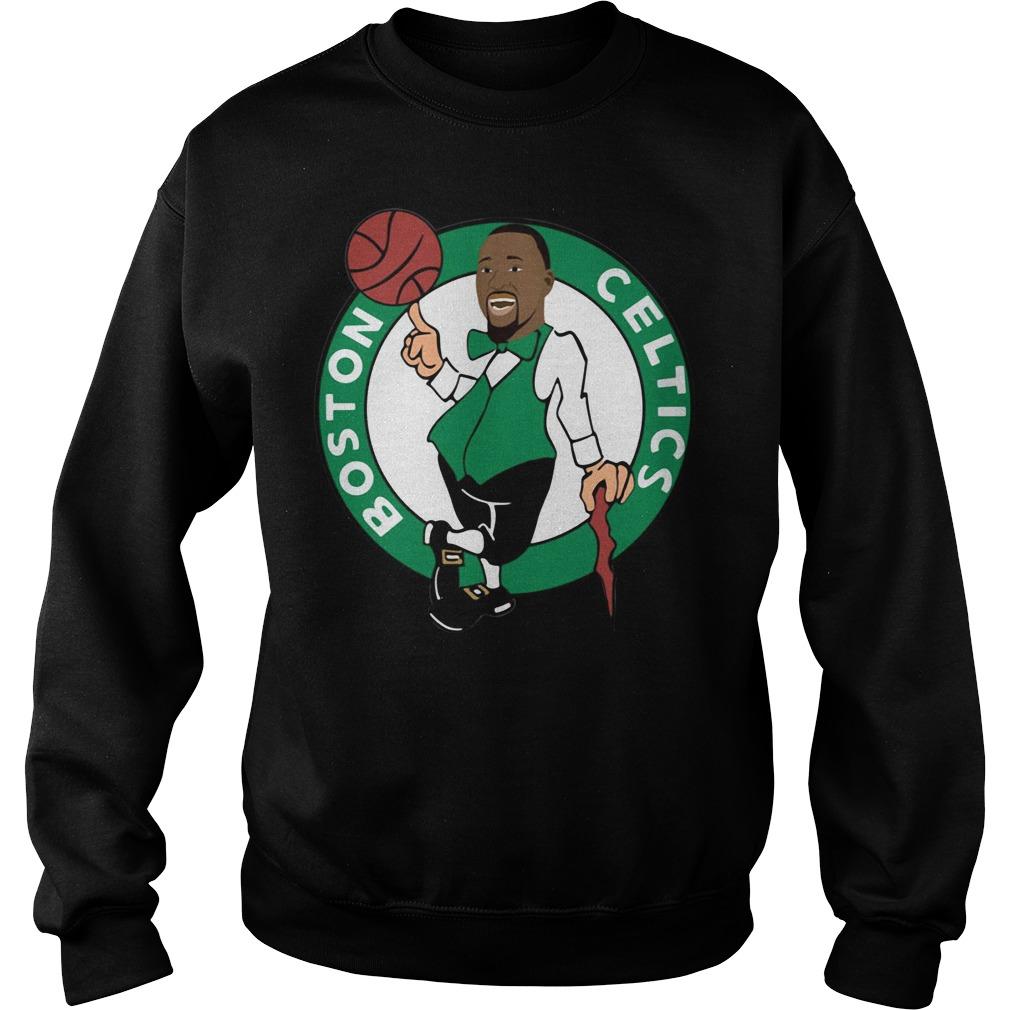 Kemba Walker Boston Celtics Sweater