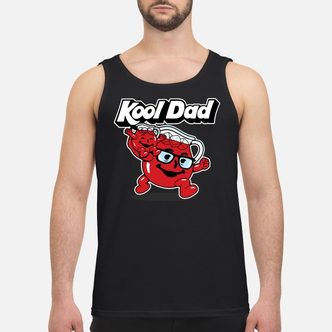 Kool Dad Fathers Day Tank Top