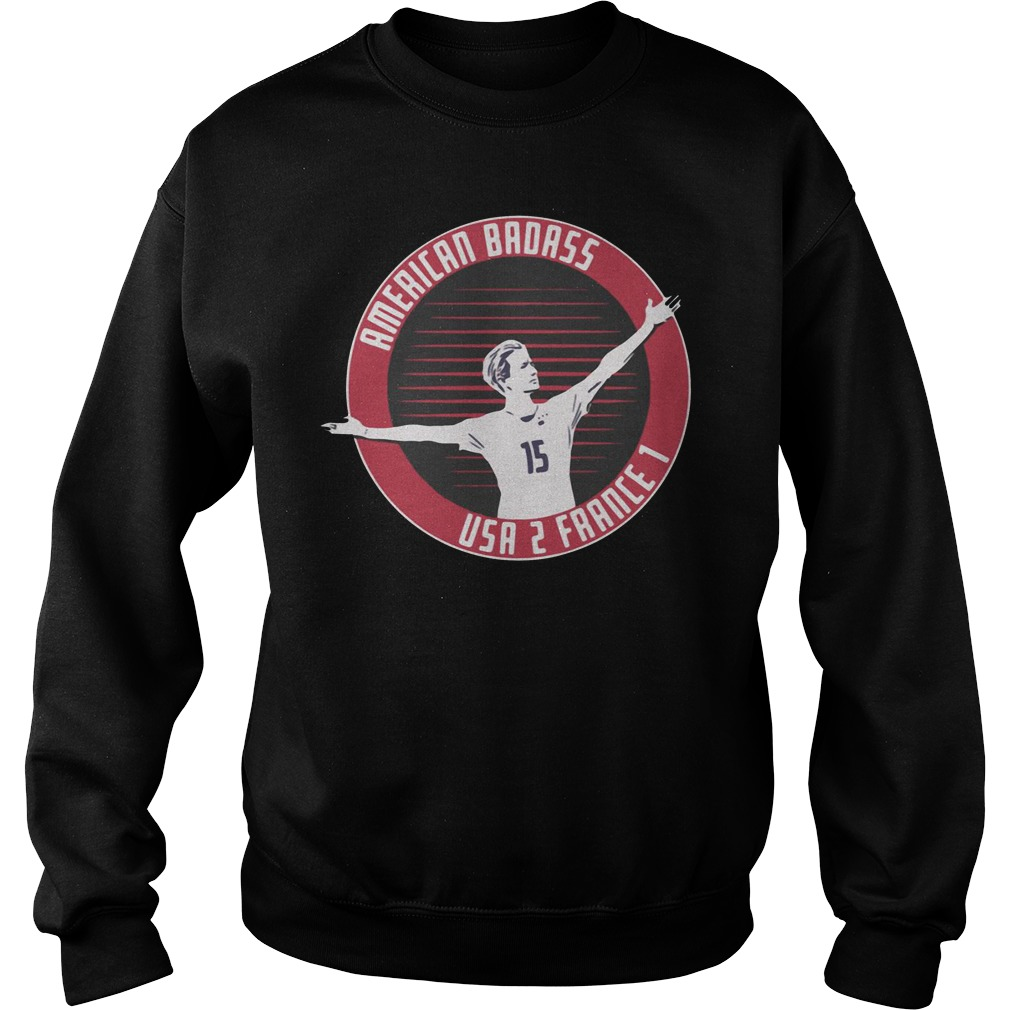 Megan Rapinoe American Badass Sweater