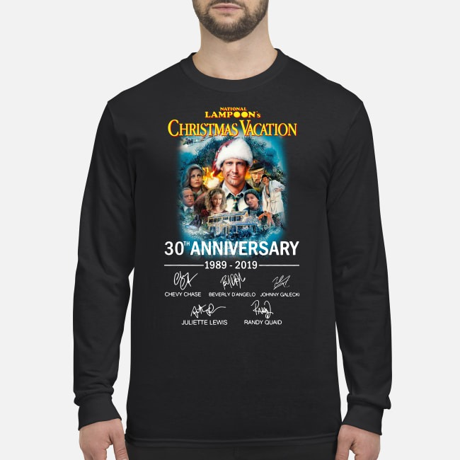 National Lampoons Christmas Vacation 30th Anniversary 1989 2019 Sweater
