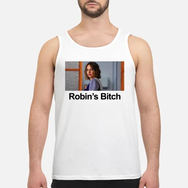 Stranger Things 3 Robins Bitch Tank Top