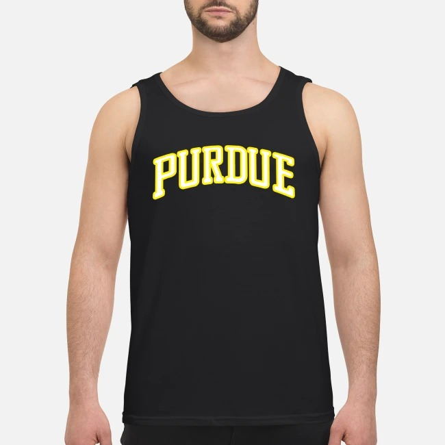 Stranger Things Purdue Tank Top