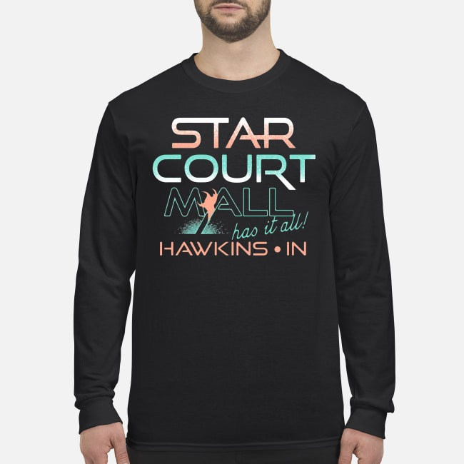 Stranger Things Star Court Mall Has It All Hawkins In Sweater