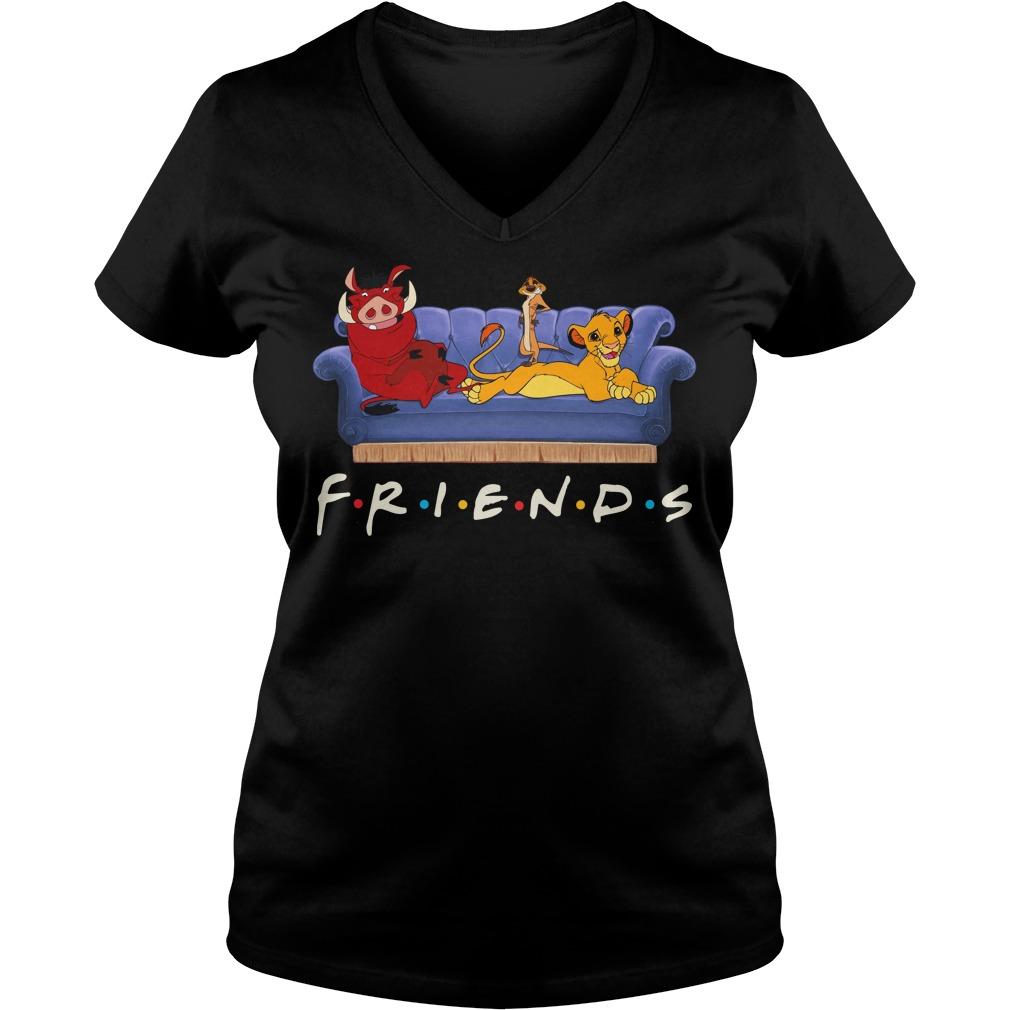 The Lion King Friends Shirt