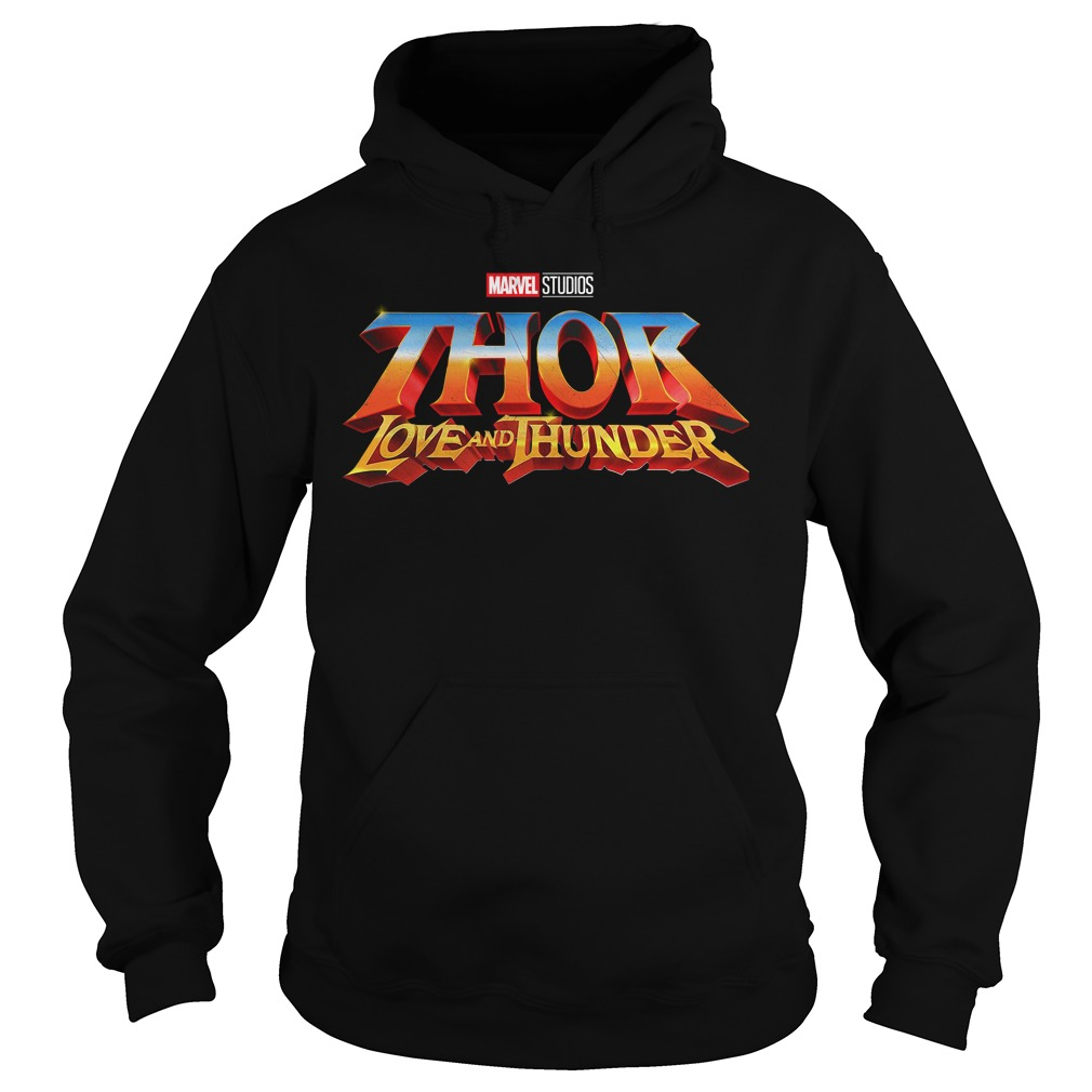 Marvel Studios Thor Love And Thunder Hoodie