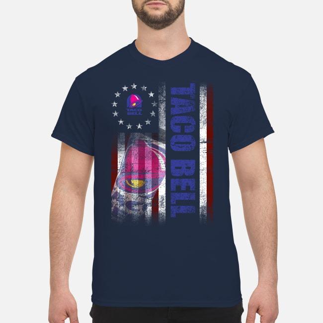 Betsy Ross Flag Taco Bell Guys shirt
